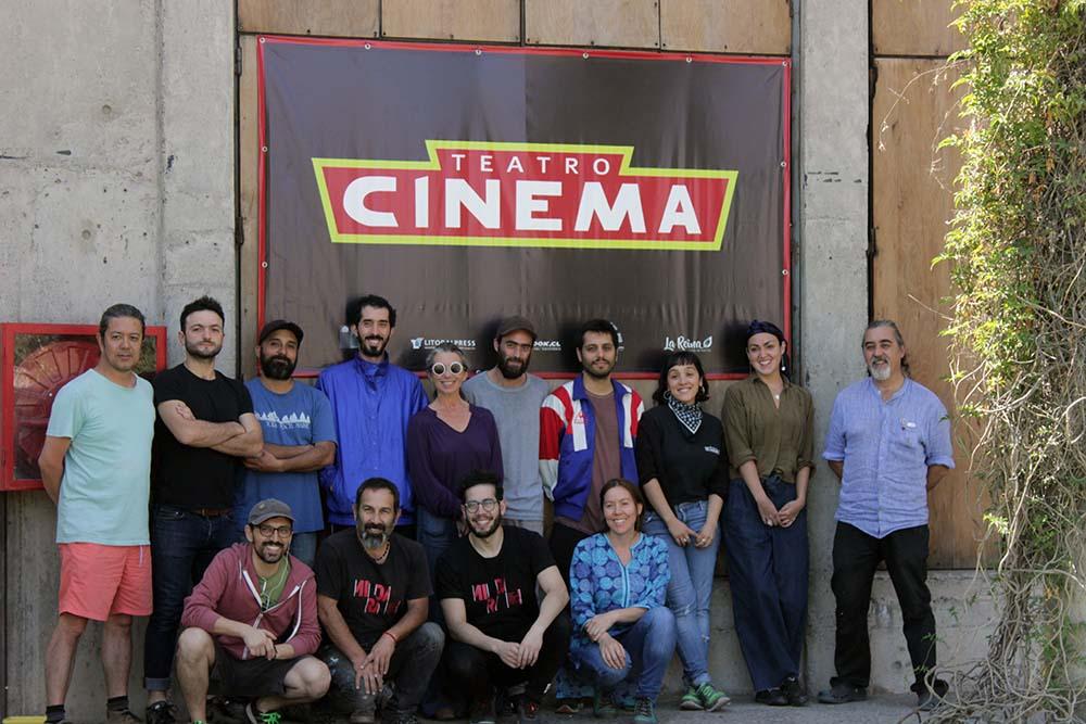 Un equipo de 16 profesionales multidisciplinarios trabajan desde hace 13  meses en el proyecto | Fundación Teatro a Mil.