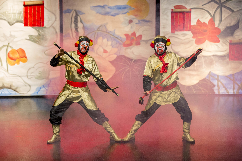 """""""Wukong, El gran Viaje del Rey Mono""""."""