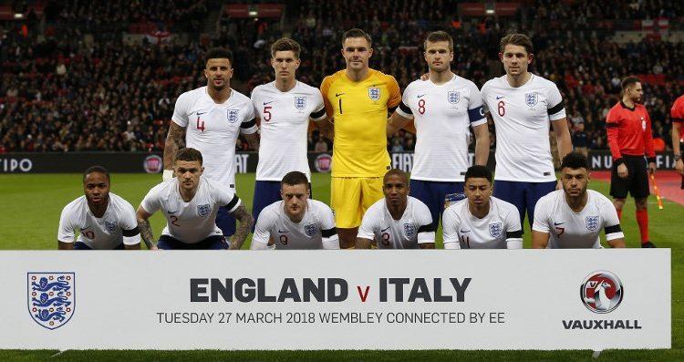 Inglaterra presentó a sus 23 convocados para el Mundial de Rusia con un divertido video
