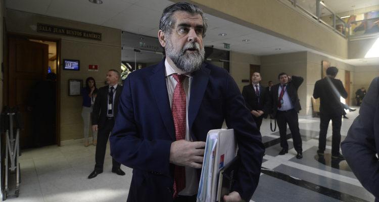 Subsecretario Rodrigo Ubilla. Pablo Ovalle Isasmendi | Agencia UNO