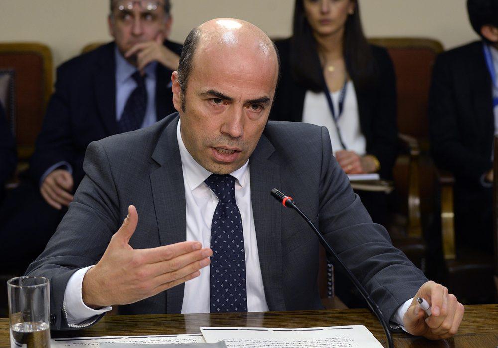 Jorge Bermudez, quien dirige la Contraloría General de la República | Agencia UNO