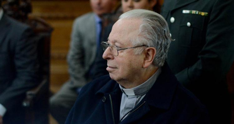 Fernando Karadima. Pablo Rojas Madariaga | Agencia UNO