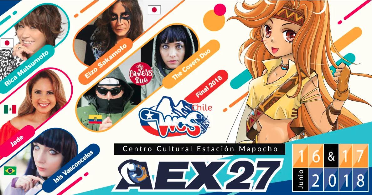 Anime Expo Santiago 2018