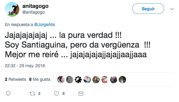 Twitter Jorge Alís