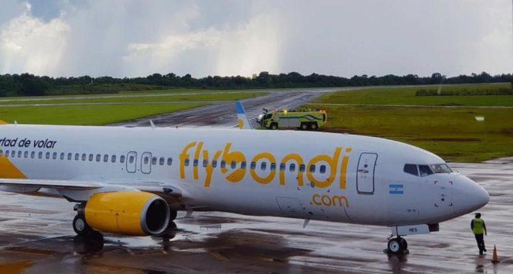 Aerolínea argentina