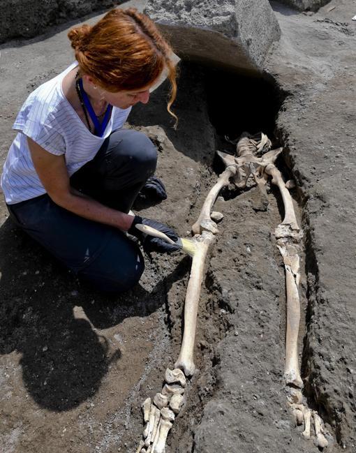 Parque Arqueológico de Pompeya