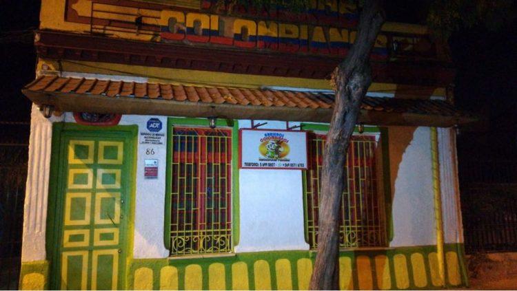fachada-laboratorio-clandestino-en-santiago