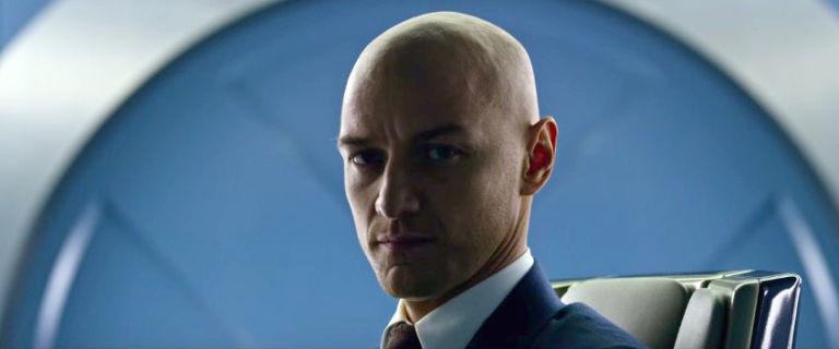 James McAvoy como Charles Xavier
