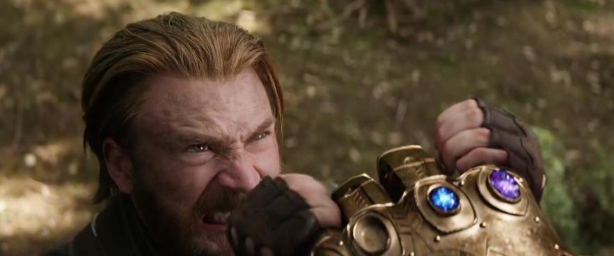 Los Vengadores: la guerra del infinito (2018)