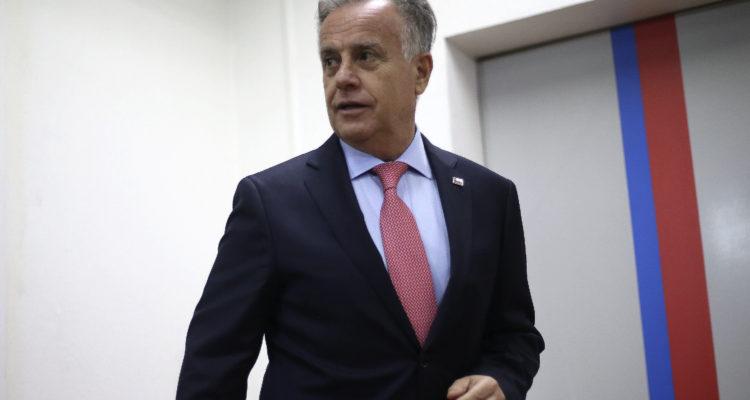 Satelices emite declaración sobre dictamen entregado por la Contraloría. Cristóbal Escobar   Agencia UNO