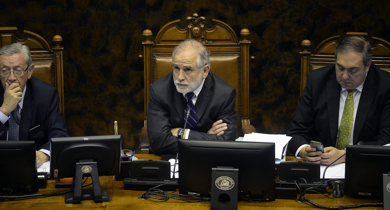 Carlos Montes. Pablo Ovalle Isasmendi | Agencia UNO