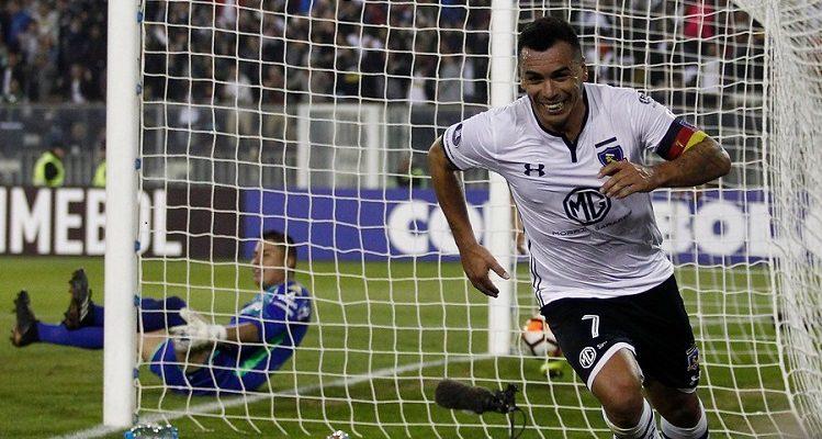Colo Colo venció al Bolívar con doblete histórico de Paredes y se recupera en Libertadores