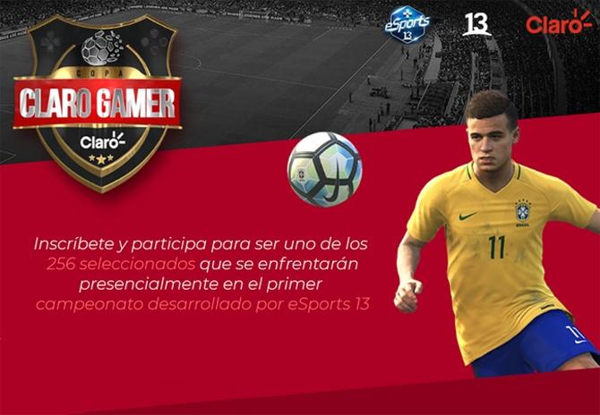 Copa Claro Gamer