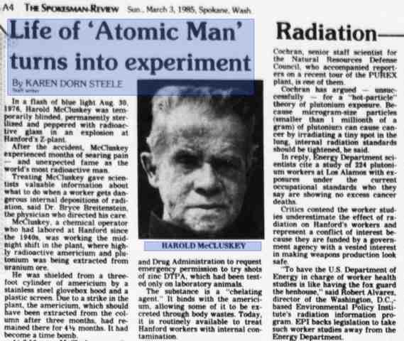 Archivo de prensa de 1985