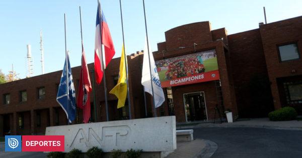 La asesoría que la ANFP pidió a SII por tributación en el fútbol chileno