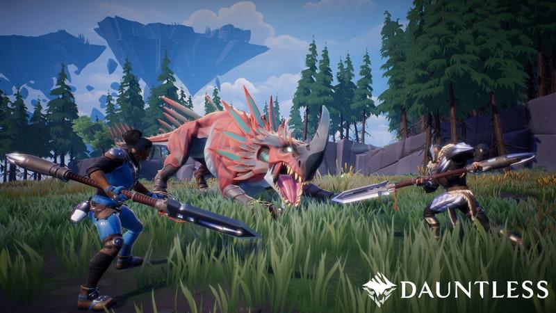 Dauntless | Phoenix Labs