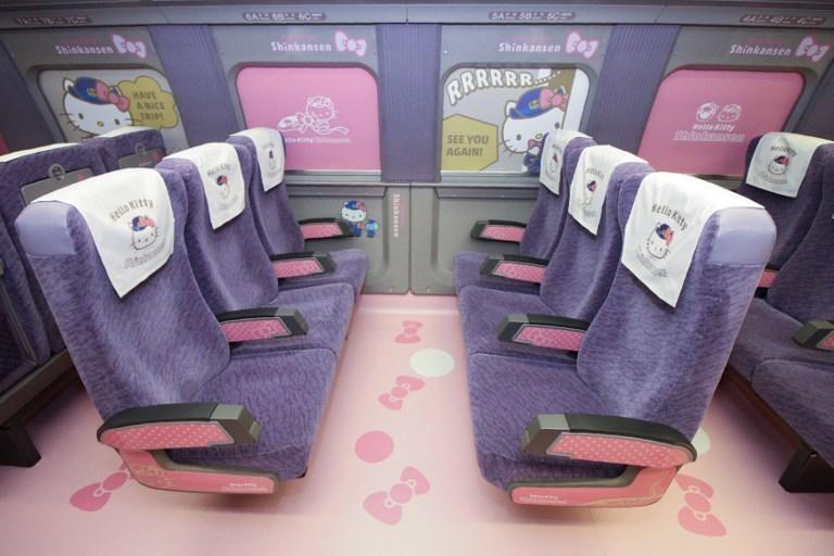 West Japan Railway | Agence France Presse