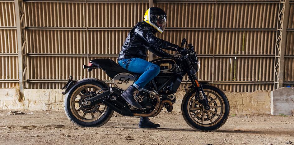 Ducati | Scrambler Café Racer
