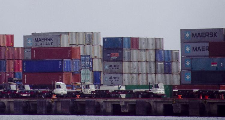 Contexto | Puerto de San Antonio | Hans Scott | Agencia UNO