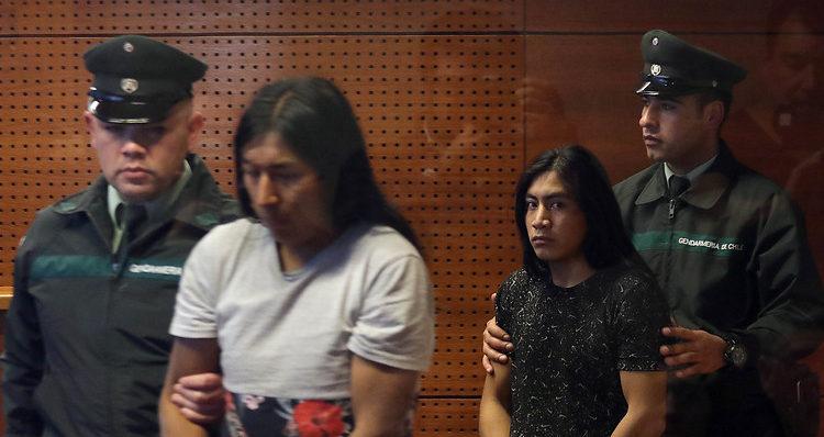 Acusados Por Muerte De Margarita Ancacoy Afirmaron Que Gendarme Formalizado Salvo Sus Vidas Nacional Biobiochile