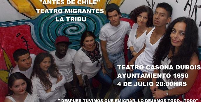Compañía de Teatro Migrante La Tribu (c)
