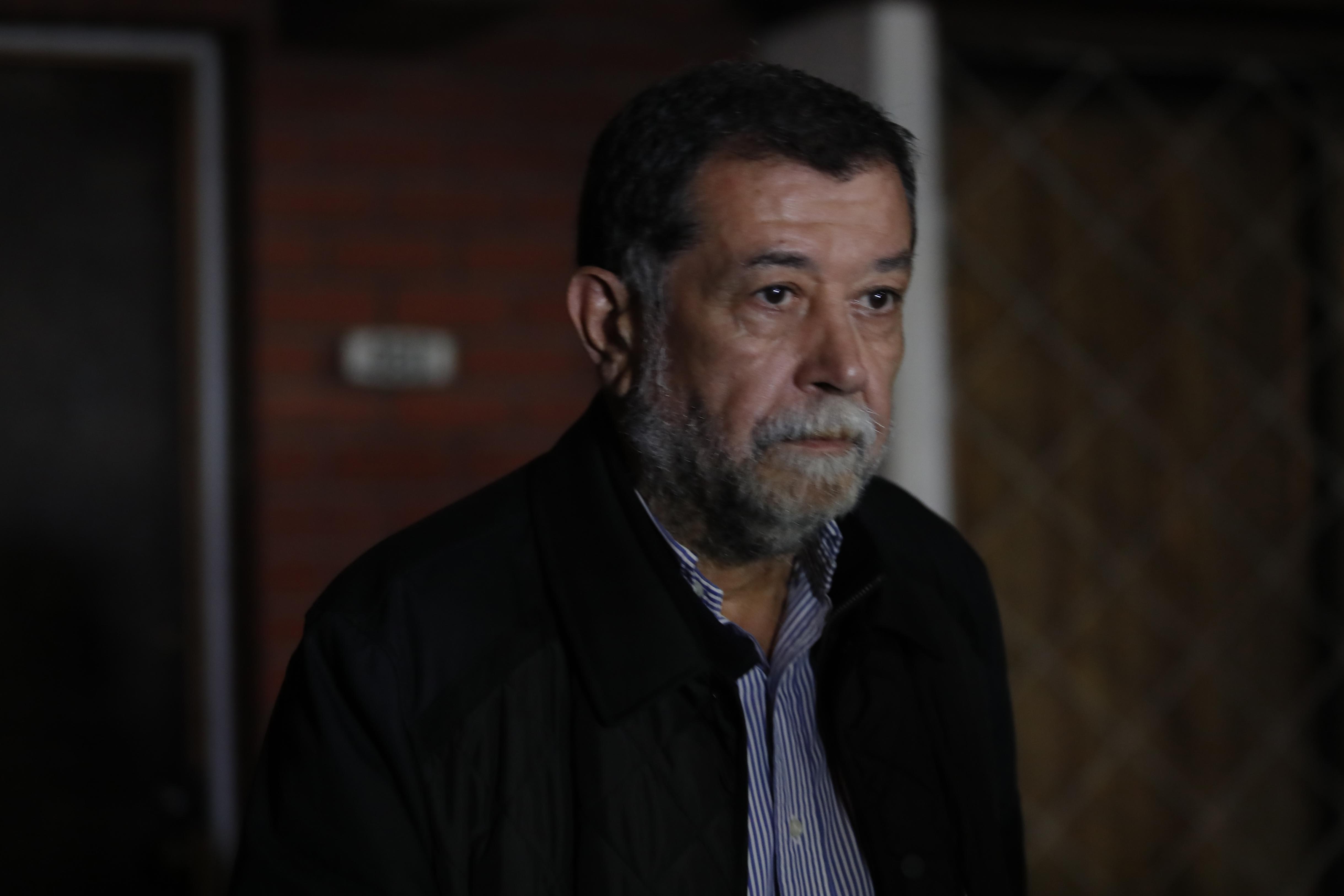 Exsubsecretario del Interior, Mahmud Aleuy. Francisco Flores Seguel   Agencia UNO