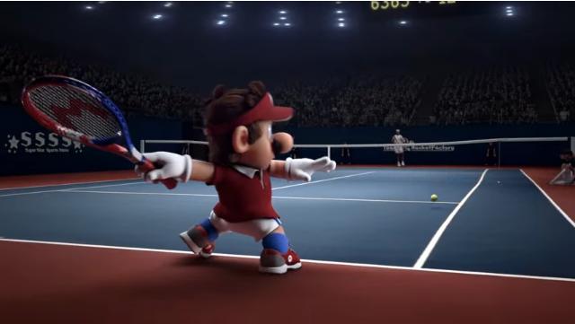 Mario Tennis Aces | Nintendo