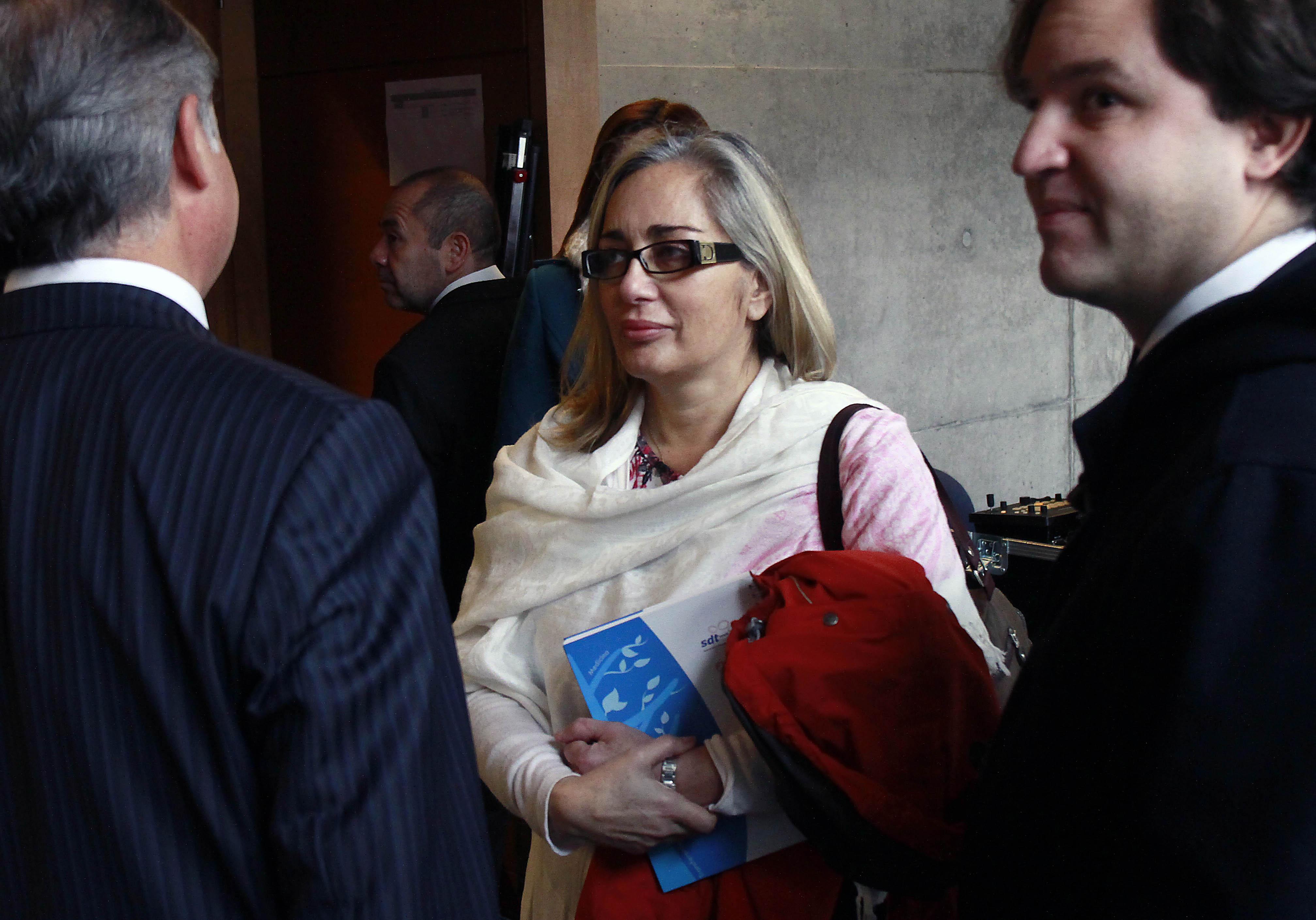 Exdiputada Marta Isasi. Francisco Castillo D. | Agencia UNO