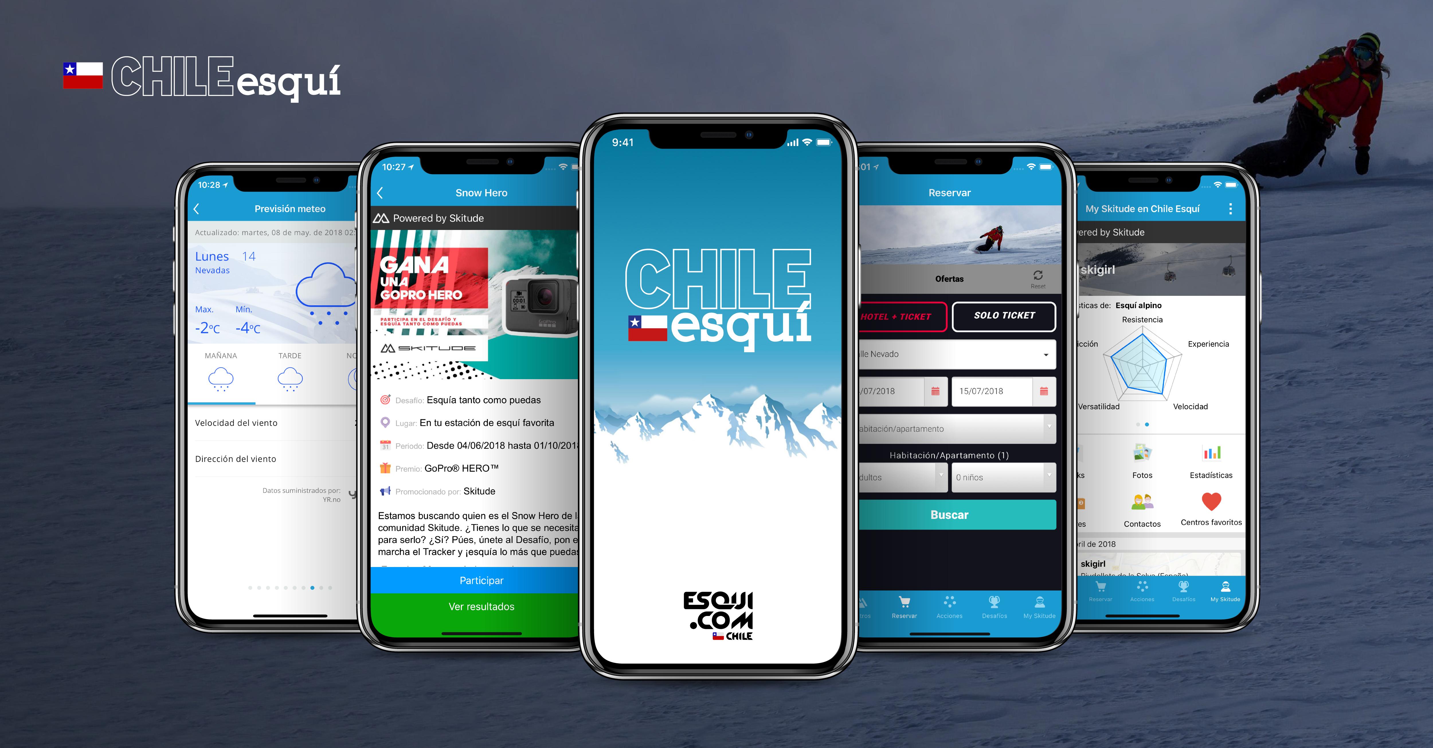 Esqui.com Chile