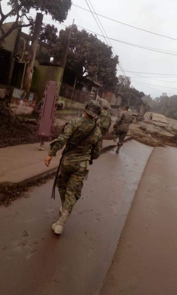 Ejército Guatemala | Twitter