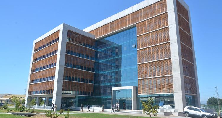 Edificio Monseñor Ricardo Ezzati | UCSC