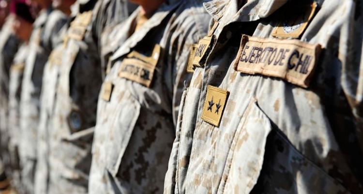 El Ejército fue la segunda entidad que registró más denuncias y sanciones | Archivo | Agencia Uno