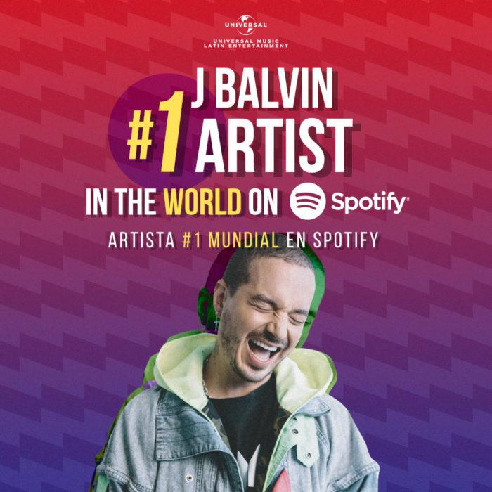 J Balvin | Spotify