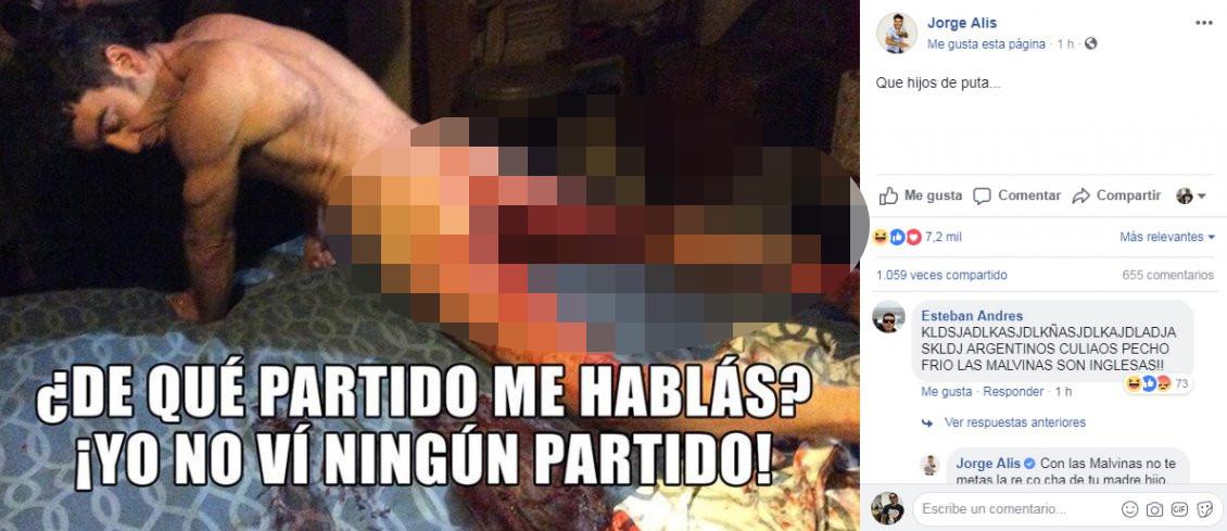 Jorge Alís | Facebook
