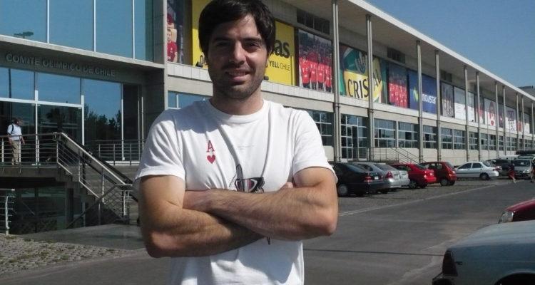 Kael Becerra, ex atleta y medallista mundia   ADO Chile