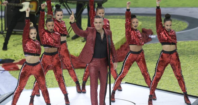 no convenci televidentes critican ceremonia inaugural On espectaculo de lujo para ceremonia inaugural del mundial