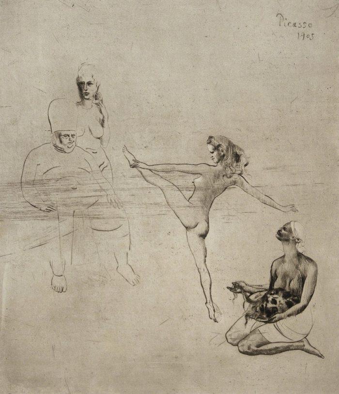 Salomé (1905) | Pablo Picasso