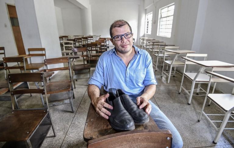 Juan Barreto   Agence France Presse