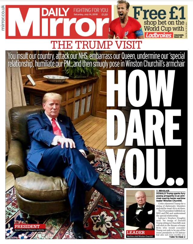 Daily Mirror | Facebook