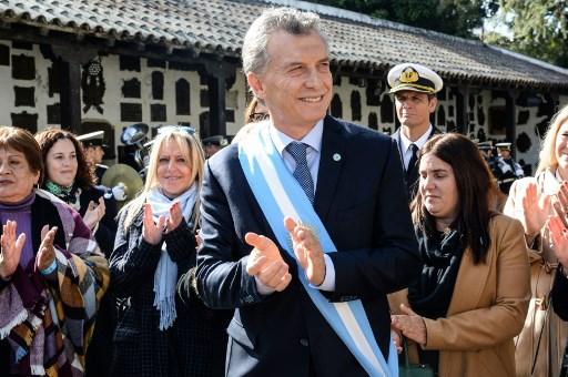 AFP / Presidencia de Argentina
