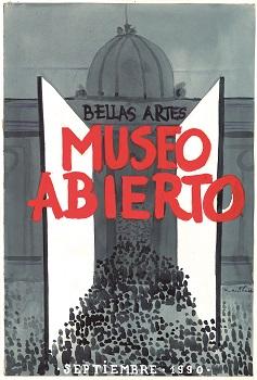 Bellas Artes Museo Abierto, Biblioteca Nacional (c)