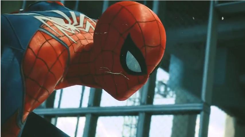 Spiderman | Insomniac Games