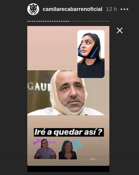 camilarecabarrenoficial | Instagram