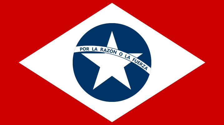 ¿Cómo Se Vería La Bandera Chilena Con El Estilo De Otro