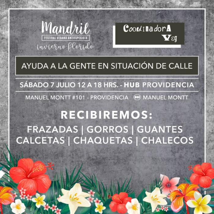 Festival Mandril