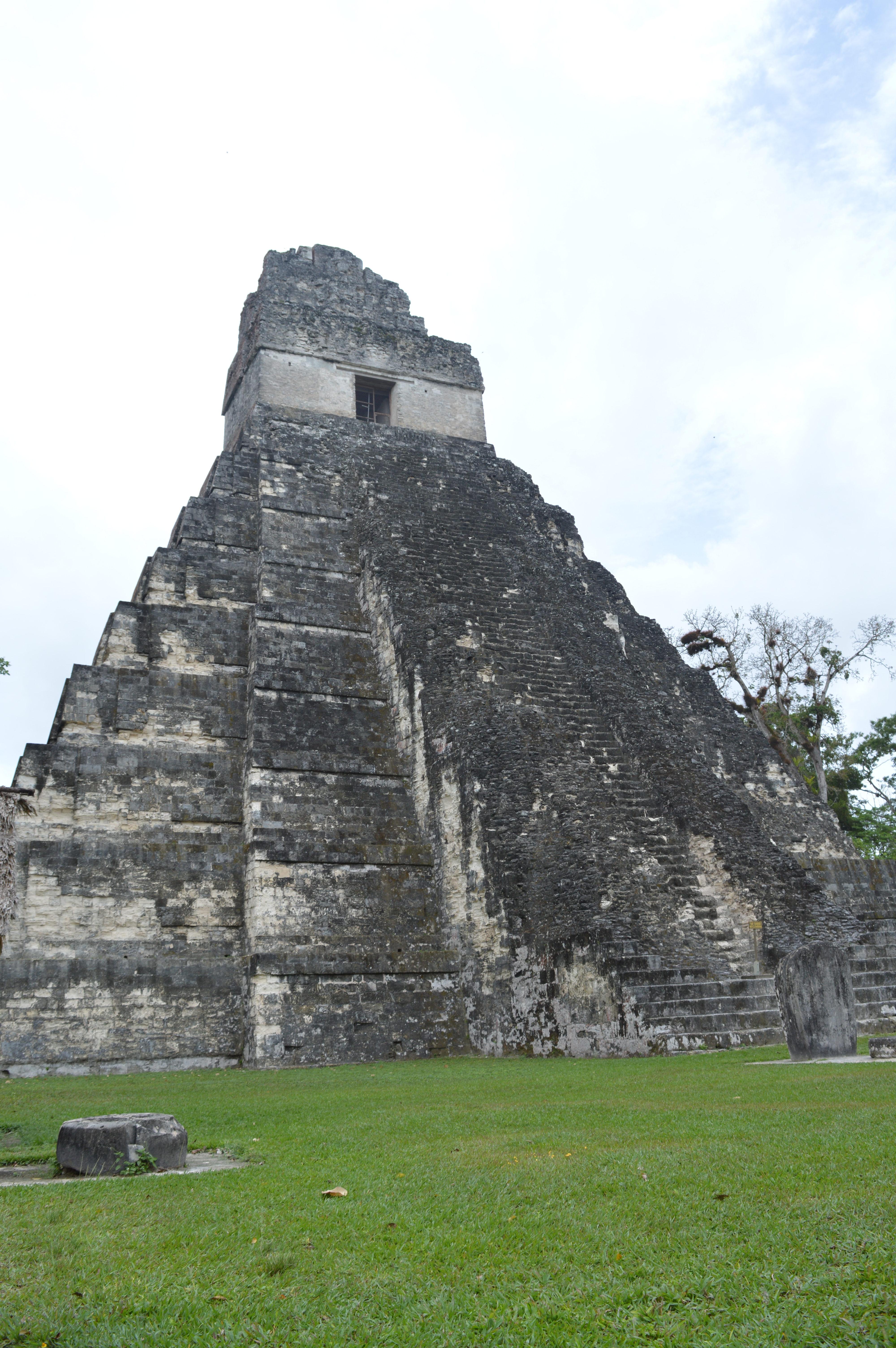 Tikal, la principal ciudad del imperio Maya | Jonathan Flores | BBCL en Guatemala