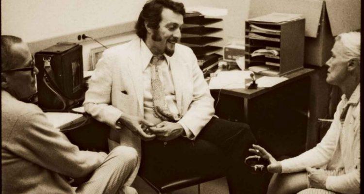 Philip Zimbardo durante el experimento en 1971 | Prisonexp.org