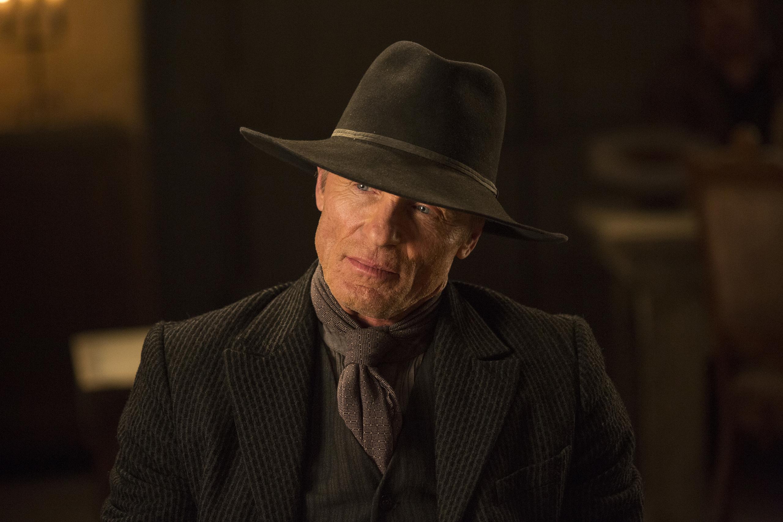 """Ed Harris en  """"Westworld"""""""
