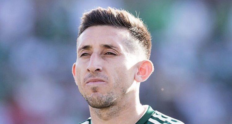 Héctor Herrera Oficial