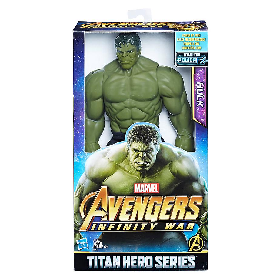 Figura de acción de Hulk